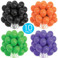 100X Latex PLAIN BALLOONS BALLONS helium Quality Party Birthday Colourful BALOON