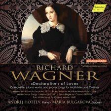 Declarations of Love [New CD]