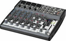NEW Behringer XENYX 1202FX 12-Input Mixer Board w/Effects DJ Equipment Pro Audio