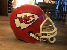 Kansas Chiefs Helmet Riddell 90's Replica Medium