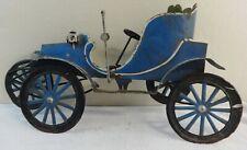 Rare 1908 Cadillac Dealership Promo Piece Hand Made Metal Model 1908 Cadillac!