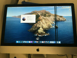 """Apple iMac 27"""" A1419 Late 2012 3.2Ghz i5 8GB 1TB - lines on screen"""