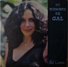 GAL COSTA: Mi Nombre Es Gal-NM1984LP VENEZUELAN IMPORT/BRAZILIAN JAZZ
