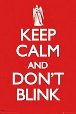 Doctor Who: Keep Calm and non lampeggiano-Maxi poster 61cm x 91.5cm (NUOVO)