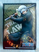 JAPAN BANDAI LTD Miracle Battle Carddass ONE PIECE LAW OFFICIAL CARD SLEEVE 60P