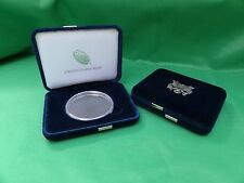 One American Silver Eagle Display Case & Official US Mint Capsule -No Coin