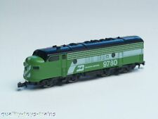 8863 Marklin Z-scale  Burlington Northern EMD F7-A Diesel Loco