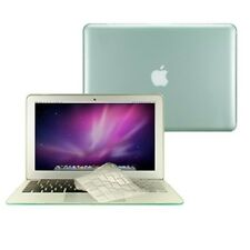 "3 in 1 Crystal GREEN  Case  for Macbook Air 11"" A1370 + Key Cover + LCD Screen"