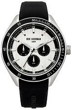 Ben Sherman WB011W Islington Multi Dial All Stainless Steel 2 Yr Guar RRP £95