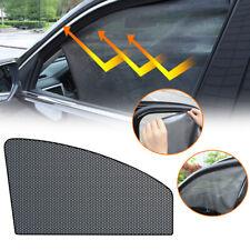 Universal Magnetic Car Window Sun Shade Screen Mesh Curtain Sunshade Cover A