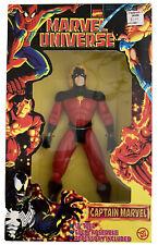 "Marvel Comics Marvel Universe Captain Marvel 10"" Action Figure Toy Biz,(B4)"