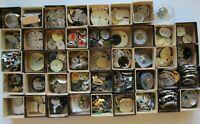 Large Lot Quartz Watch Movement Watchmaker Parts Repair,Steampunk