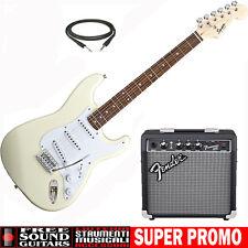 FENDER Squier Stratocaster Bullet ATW chitarra elettrica + Amplificatore OFFERTA