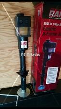 3500lbs Electric Power Tongue Jack A-Frame - Black *RV, Cargo Trailers, Etc*