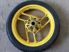 Yamaha TZR125 TZR 125 Front Wheel & Tyre