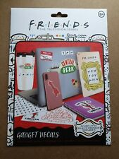 More details for friends gadget decals - 4 sheets of removable waterproof laptop gadget stickers.