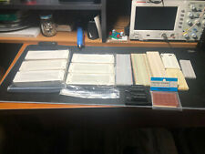 Lot of 24 Electronic Breadboards or Protoboards + A Solder Board and 24 Pin ZIF