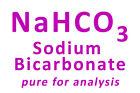 Sodium Bicarbonate pure for analysis >99.5% NaHCO3  - 200g