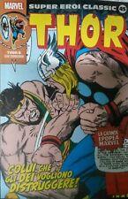Super eroi classic edizioni gazzetta dello sport n. 45 THOR Nuovo