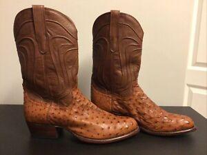 Tecovas - The Wyatt Mens Cowboy Boots Size 12EE