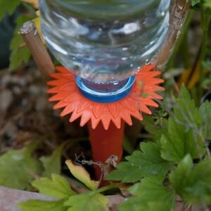 Neat Ideas Water Spikes 6 pack - waters & feeds your plants whilst your out