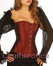 184f6eda144 Satin Basques   Corsets for Women for sale