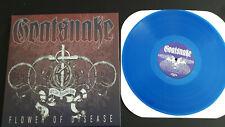 Goatsnake - Flower of Disease  Blue vinyl