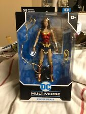 McFarlane Toys Dc Multiverse - Wonder Woman 1984 Action Figure (In Hand)