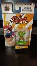 Nano Metalfigs Street Fighter BLANKA SF5 - New