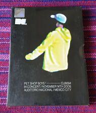 Pet Shop Boys ~ Mexico Live ( Malaysia Press ) DVD
