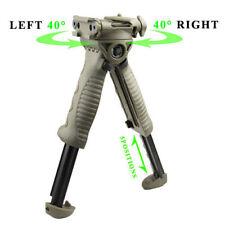 US Seller Rotating Grip Bipod T-POD Defense Vertical OD Green Foregrip Heavy Dut