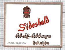 BELGIUM Damberd,Olsene St.Idesbald KOKSIJDE beer label C2033 049