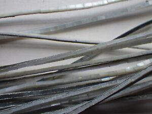 30 inch Length of Flexible Mother of Pearl Purfling Strip 2 mm width