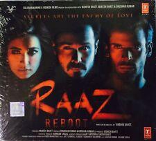 RAAZ REBOOT - BOLLYWOOD SOUNDTRACK CD - FREE POST