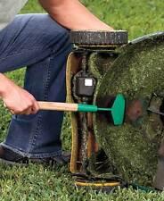 Lawn Mower Deck & Blade Scraper Cleaner Tool Remove Grass Dirt & Debris Mower