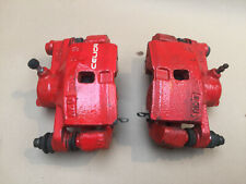 TOYOTA CELICA MK5 1990-93 2.0 PAIR OF REAR CALIPERS RIGHT & LEFT