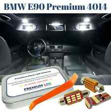 BMW 3 Series E90 Premium Pack Full LED Interior 4014 SMD Bulbs Error Free Canbus