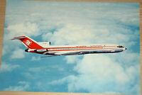 41269Ak Avión Air Argelia Boeing 727 -200 Superjet Ver Vuelo Plana