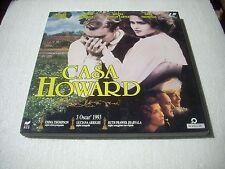 CASA  HOWARD  2LD / laserdisc film in italiano