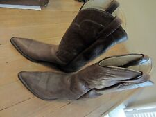 Hand-made in USA J. Chisholm Western Boots Size 12D
