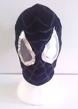 Amazing Wrestling Mask Spider Man Marvel Costume Party Black Spider Man Venom