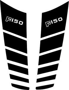 2018 2019 2020 Ford F-150 hood strobe custom stripe kit F150 COYOTE