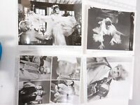 Random Lot of 4 HOLLYWOOD 1940's-90's Press Photos (SIZE 8X10) #31