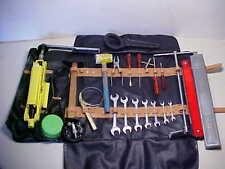 Ferrari 365 Tool Kit Jack Roll Bag_Wheel Wrench_Everest_Daytona GTB/4 GTS/4