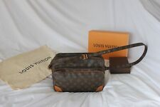 "Louis Vuitton Nile Crossbody ""Vintage"" 1980's -  great condition"