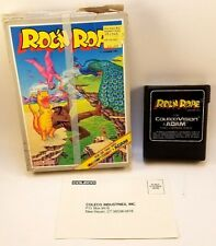 Roc 'N Rope (Colecovision, 1984) in box Cleaned tested Coleco