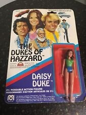 RARE MEGO TOYS 1981 THE DUKES OF HAZZARD DAISY DUKE 3 3/4 GRAND TOYS CANADA MOC