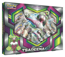 Box Pokemon COLLEZIONE TSAREENA GX in ITALIANO con Carta Gigante + 4 Buste