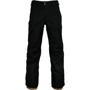 686 Men's Smarty 3-in-1 Snow Pant - XXL - Black