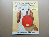 Saturday Evening Post Magazine October 29 1938 Complete